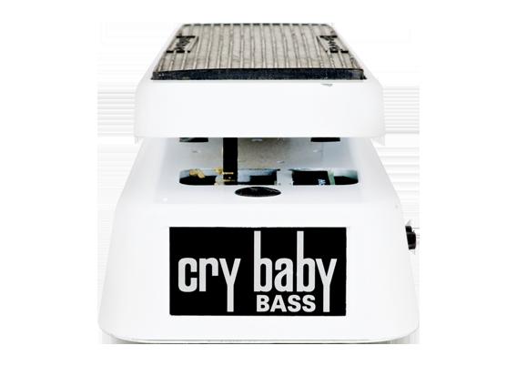 105q Cry Baby 174 Bass Wah モリダイラ楽器