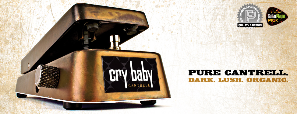 Cry Baby モリダイラ楽器