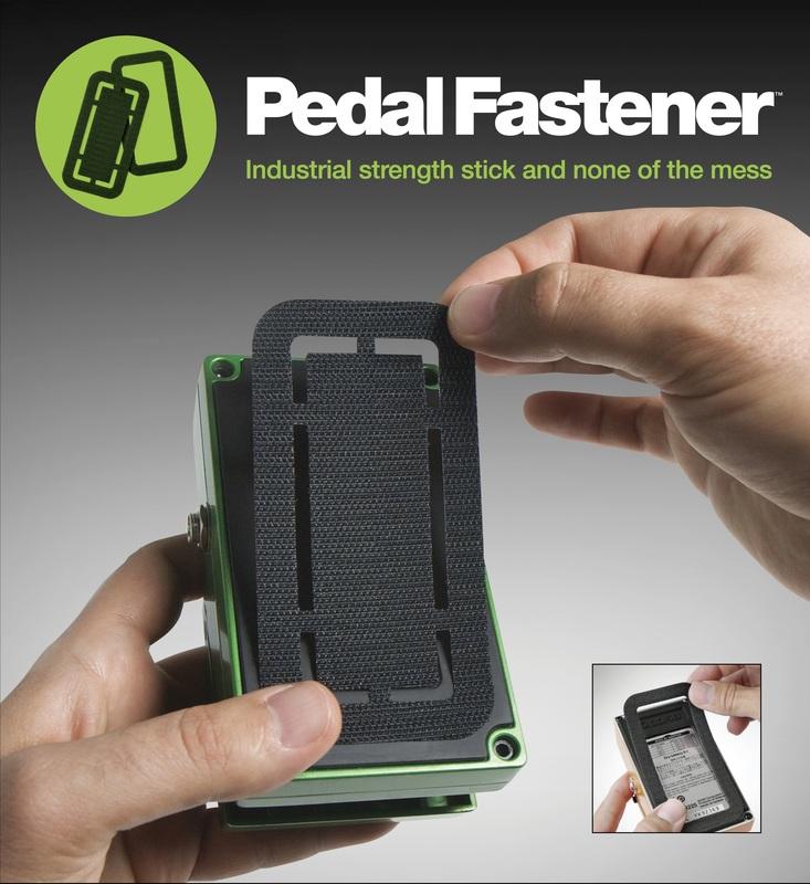 pedal-fastner
